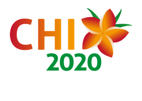 Paper accepted at CHI 2020