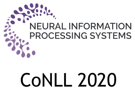 Two papers accepted at NeurIPS and CoNLL