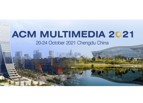 ACM Multimedia 2021 Grand Challenge proposal accepted